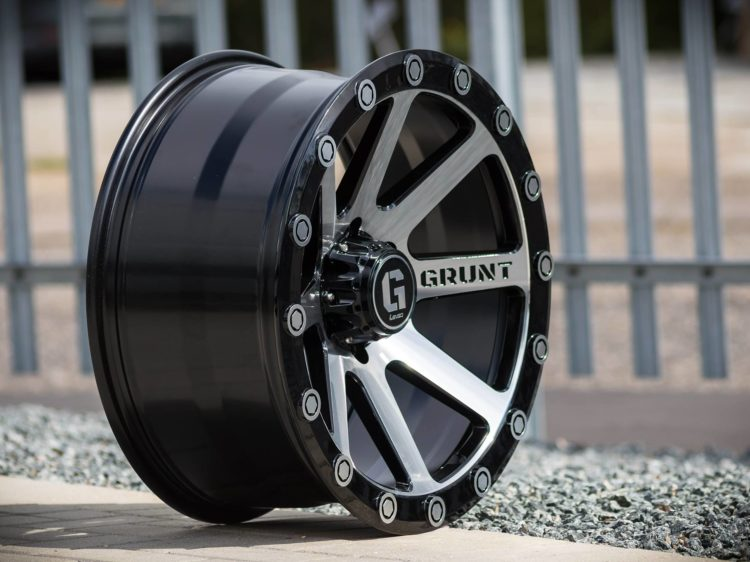 grunt-black-polished