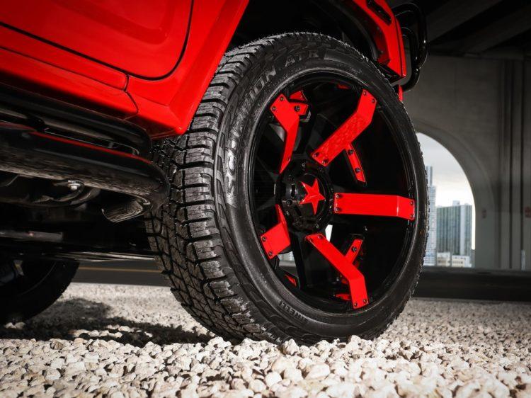 XS Rockstar Custom Red