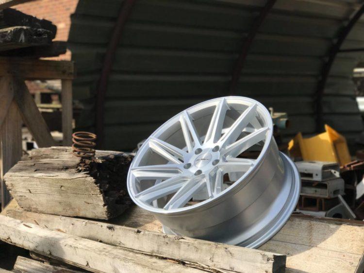 CC-A Silver Polished