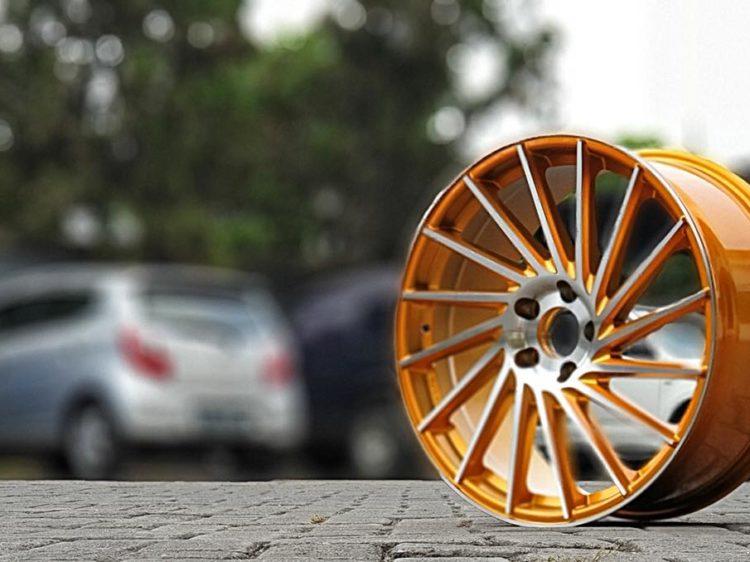 Hurricane KT17 Orange Polish